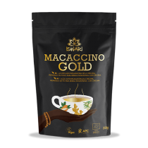 Macaccino Gold 250gr Iswari