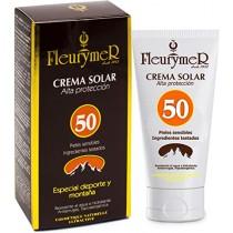 Crema Solar Facial SPF50...