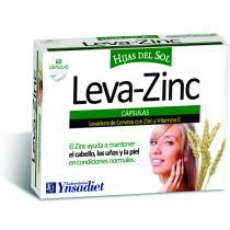 LEVA -ZINC 60 CAPSULAS...