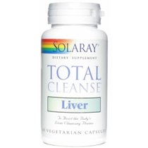 total cleane liver-Solaray 60caps