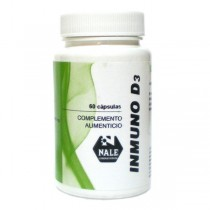 INMUNO D3 vitamina D 60caps...