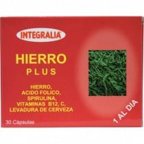 HIERRO PLUS 30 CAPS INTEGRALIA