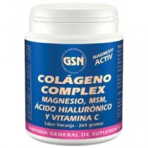 COLAGENO complex en polvo GSN