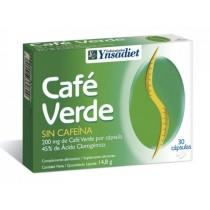 CAFÉ VERDE 30 caps Ynsadiet