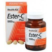 ESTER-C PLUS 1000MG HEARTH AID 30 COMPRIMIDOS.