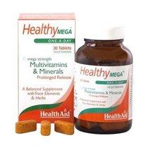 HEALTHY MEGA 30 C0MPRIMIDOS HEALTH AID