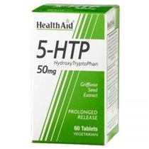 5-HTP 60 C0MPRIMIDOS HEALTH AID.