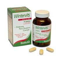WINTERVITS 30 COMPRIMIDOS HEALTH AID.