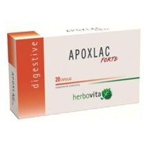 APOXLAC FORTE 20 CAPSULAS HERBOVITA.