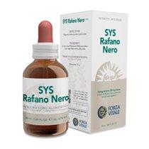 SYS RAFANO NERO 50 ML FORZA VITALE.