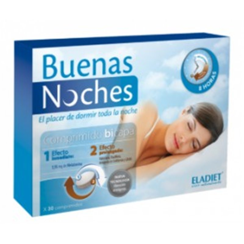 BUENAS NOCHES  30 COMPR.ELADIET.