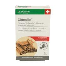 CINNULIN DR.DUNNER 40 CAPSULAS