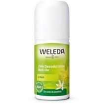 Desodorante roll on citrus weleda