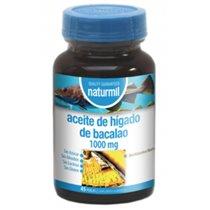 ACEITE DE HIGADO DE BACALAO 1000MG 45PERLAS NATURMIL
