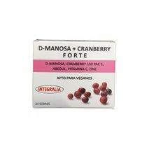 D-MANOSA CRANBERRY FORTE 20 SOBRES INTEGRALIA (arandano rojo)