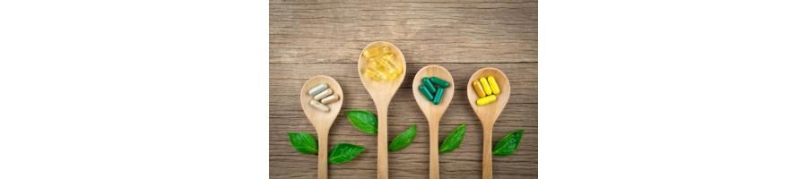 Vitaminas,Minerales,Complejos vitaminicos